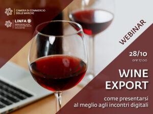 Webinar WINE EXPORT